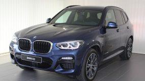 BMW X3 30xd G01