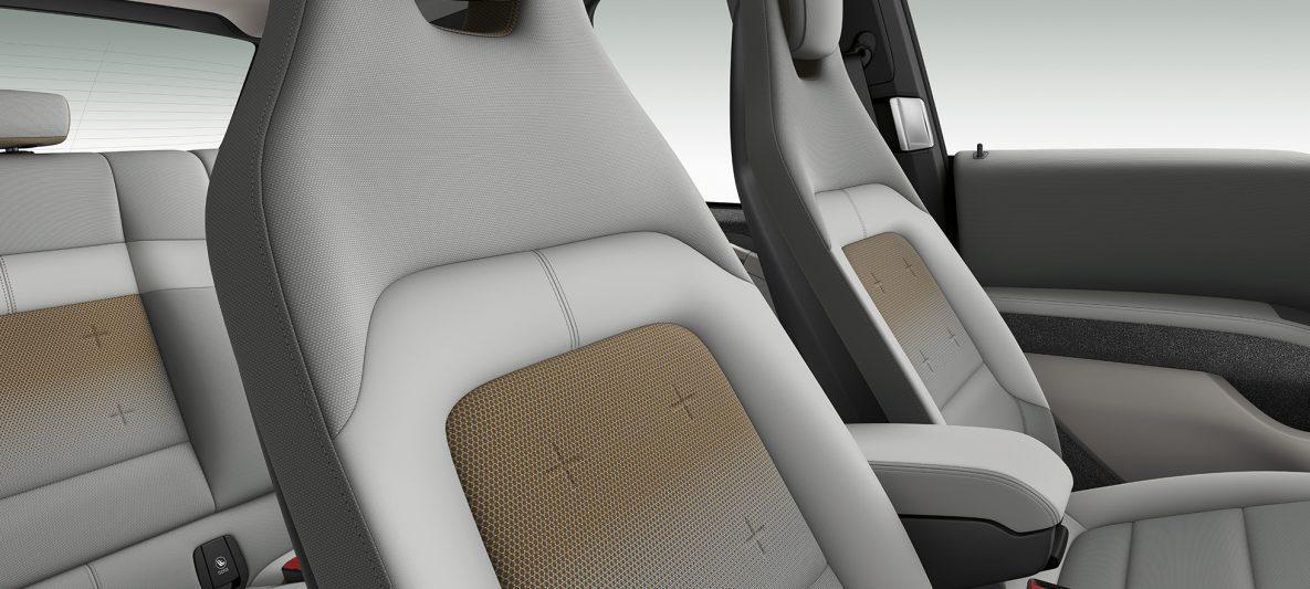 BMW i3 I01 2018 Innenraum Sitze