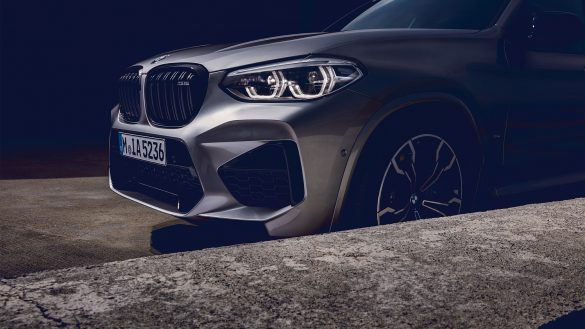 BMW X3 M High-Performance M TwinPower Turbo 6-Zylinder Benzinmotor