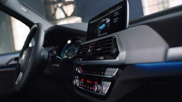 BMW iX3 Interieur