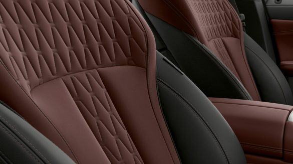 BMW X6 Individual Polsterung