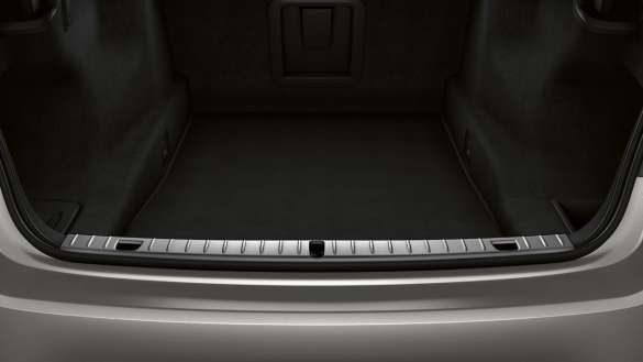 BMW 7er Limousine Edelstahl Ladekante