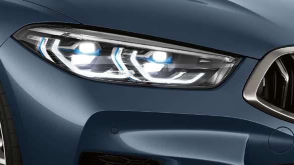 BMW 8er Coupé Laserlicht