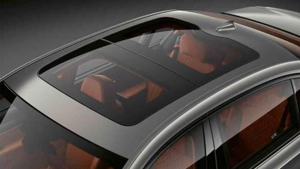 BMW M760Li xDrive Limousine Panorama-Glasdach