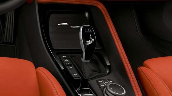 BMW X2 M135i 8-Gang Steptronic Sport Getriebe