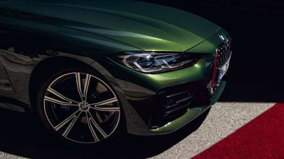BMW 4er Cabrio Serienfahrwerk