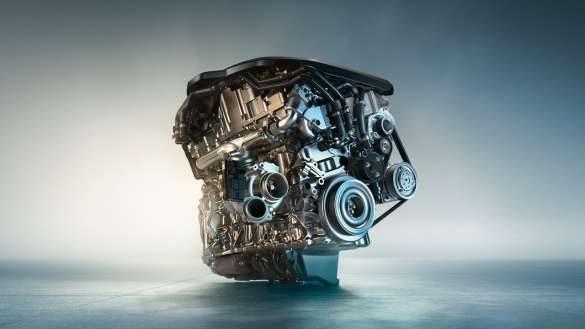 BMW X3 G01 TwinPower Turbo 4-Zylinder Benzinmotor 2021