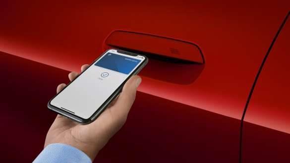 BMW 4er Gran Coupé Digital Key