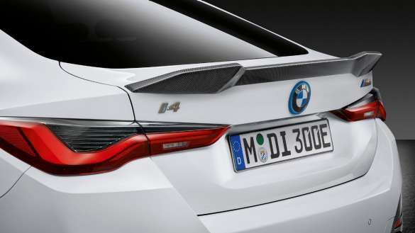 M Performance Heckspoiler Carbon BMW i4 M50 G26 2021